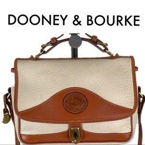 👑 DOONEY & BOURKE VINTAGE CROSSBODY 💯 AUTHENTIC